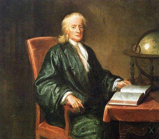 Ньютон- теолог алхимия, мистика, ньютон, оккультизм