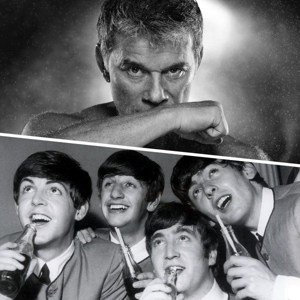 Газманов и Beatles
