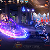 Скриншот игры Dragon Knight 2
